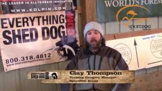 Clay Thompson From Sportdog Brand- Properly Using Ecollars