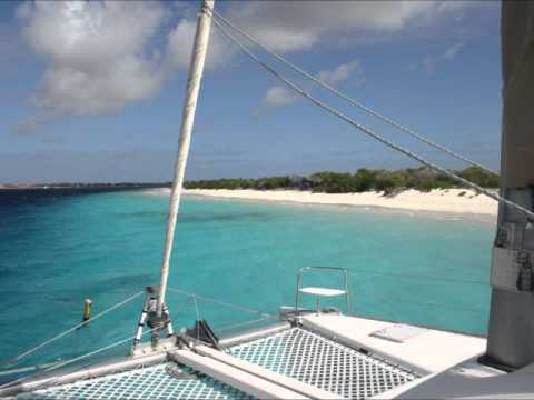 'Sunboy' Hanse 470 and her crew take time out in Bonaire, Netherland Antilles