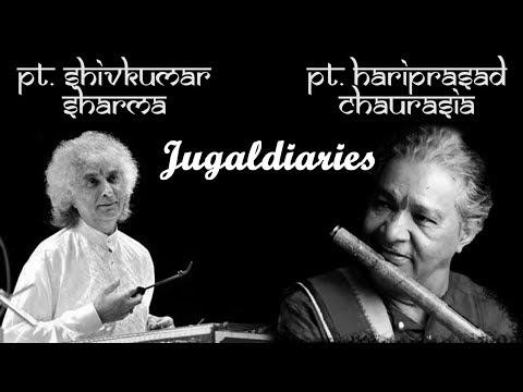 Raag Pahadi | Pt. Hariprasad Chsurasia | Pt. Shivkumar Sharma | Jugalbandi