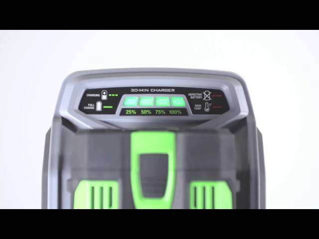 EGO Mower - 30 Minute Battery Charger