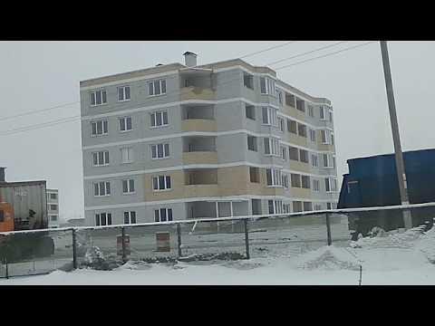 Выезд из г.Валуйки Белгородская область#область#белгораодская#зима#россия#природа#казармы