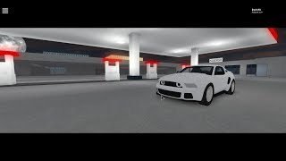 ROBLOX Fahrzeug Simulator - NFS Payback Heist Szene Erholung (fail lol)