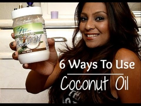 6-benefits-of-coconut-oil-│-grow-hair,-eczema,-itchy-skin,-cracked-dry-feet,-soft-lips