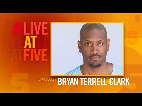 Broadway.com LiveatFive with Bryan Terrell Clark of HAMILTON