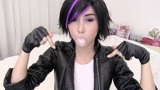 GoGo Makeup Tutorial - Disney Big Hero 6