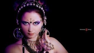 "Полина Янковская, музыка dj Obsidian, школа трайбла ""FUSION"""