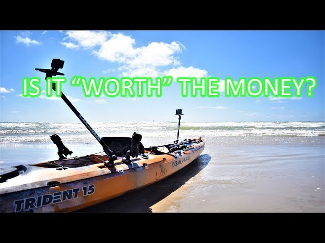 Should You Buy The Ocean Trident 15? #oceankayaks #kayakreview