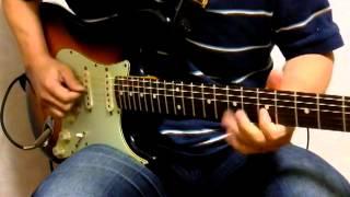 Move Over (Janis Joplin, Guitar Cover)