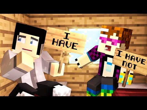 YES....I ACTUALLY DID THAT! | Minecraft Never Have I Ever