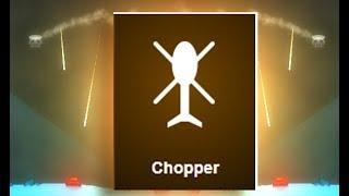 *New Weapon* Chopper Gunner - Shellshock Live Showdown
