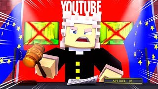 MEIN KANAL wird GELÖSCHT?! - Minecraft ARTIKEL 13
