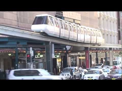 Australian Snippets #3 - The Metro Monorail