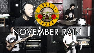 Guns N' Roses - November Rain | COVER by Sanca Records