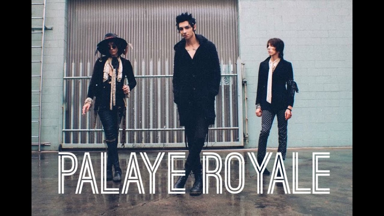 Palaye Royale: The Haunted Youth Tour LIVE In San