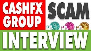 Cashfx Group Scam | Interview With A CFX INSIDER