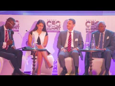 Ghana CEO Summit - (Doing business in Ghana: Keys to Radical