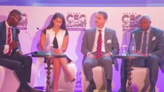 Ghana CEO Summit - (Doing business in Ghana: Keys to Radical Change)