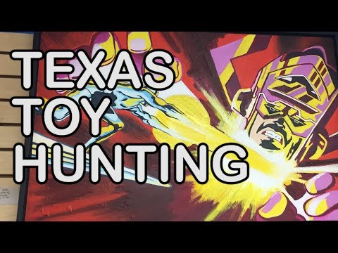 Texas Toy Hunting - SPIDEY CENTS #19 - Toys, Comic Books, Video Games