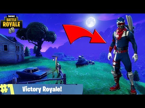 Playing Fortnite With the New Alpine Ace  Outfit! (Fortnite Battle Royale)