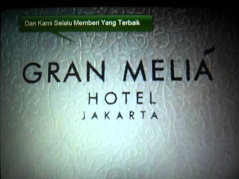 MARCH for GRAN MELIA JAKARTA