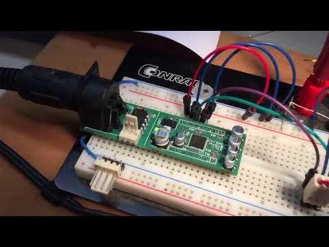 SAM2695 MIDI GM Synthesizer, short demo - YouTube