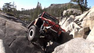 Evo 1'S Final Run On The Rubicon Trail'S Little Sluice
