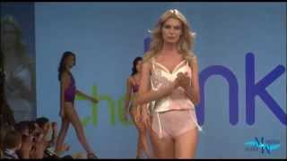 THE LINK beachwear and underwear contest - 2013 finalists' catwalk - Florence
