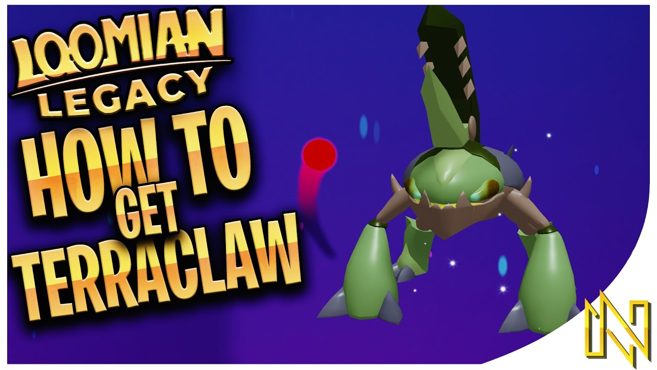 HOW TO GET MOLTED CLAW AND TERRACLAW