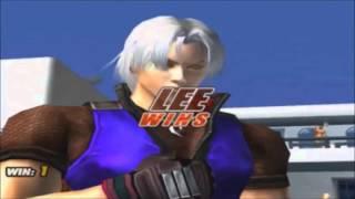 Download Video Tekken 5: Lee Chaolan All Intros & Win Poses MP3 3GP MP4