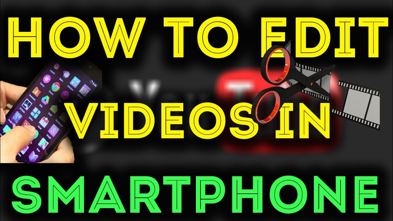 video edit app for iphone free