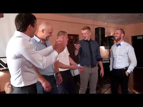 """Смешной свадебный конкурс """"Повтори песню - 2"""""""