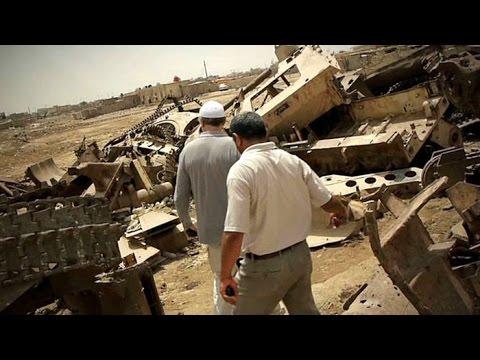 Uranium appauvri, un tueur très présentable - Documentaire