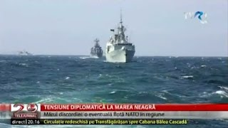 Bulgaria refuză să participe la o flotă NATO în regiunea Mării Negre