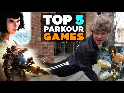 Top 5 Parkour Games