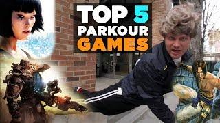 Top 5 Parkour Games