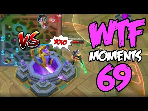 Mobile Legends WTF Moments Episode 69