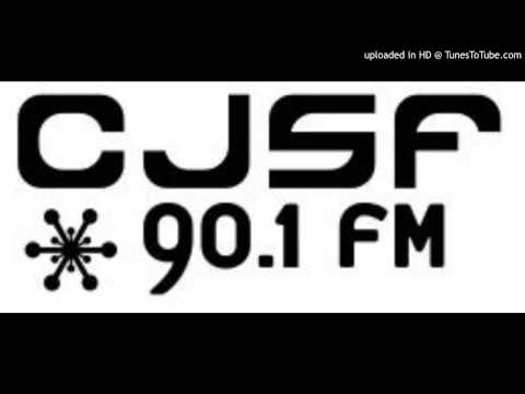 SPACES AND RESERVATIONS: Brendan Interviewed on CJSF 90.1fm'