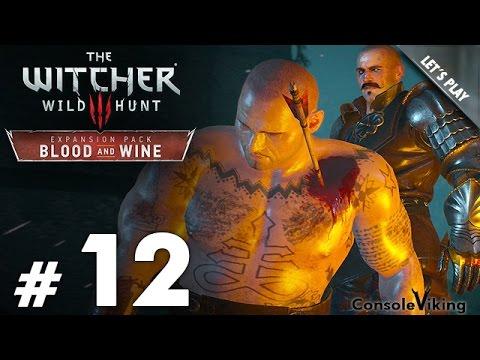 Witcher 3 Wein Ist Heilig