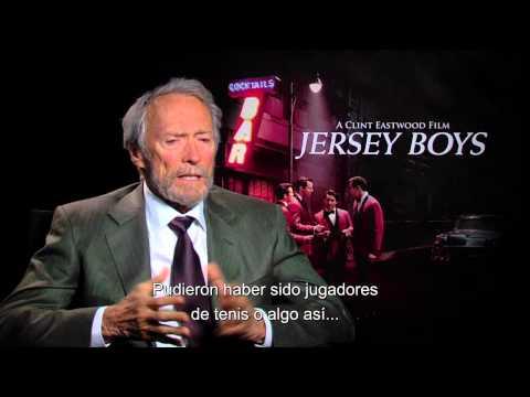 JERSEY BOYS: PERSIGUIENDO LA MÚSICA - Entrevista a Clint Eastwood -  Warner Bros Pictures