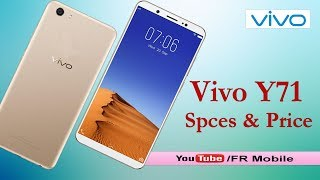 Vivo Y71 - Official Introduction & First Look, Full Phone Specifications, Review, Price & Features