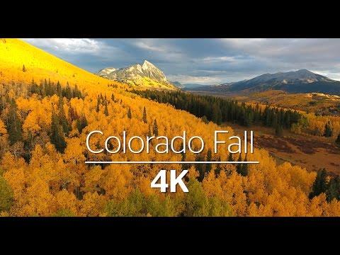 Feeling Good in Fall - Crested Butte 4k