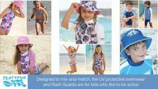 Rash Vest And Swim Suit Selections For Your Little Kids