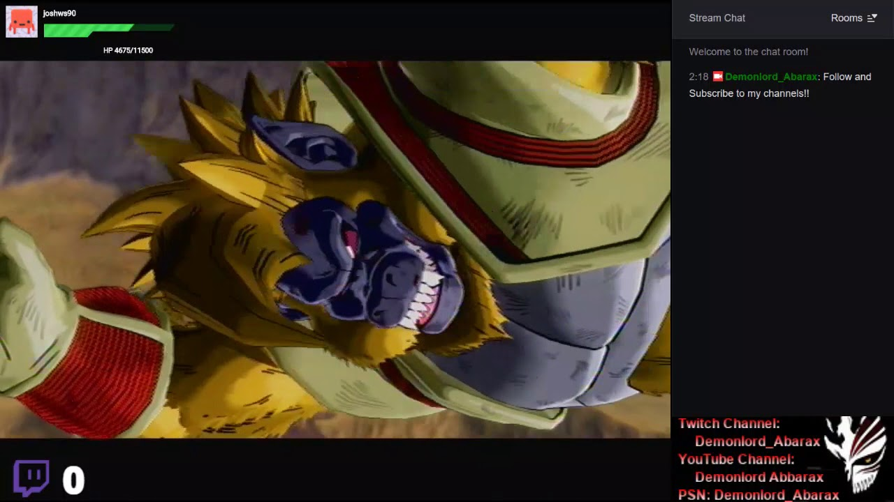 [PS3] Dragonball XenoVerse - {Brand New Char. Multiplayer #26}