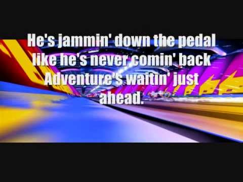 Go, Speed Racer, Go! by Sponge LYRICS (HQ)