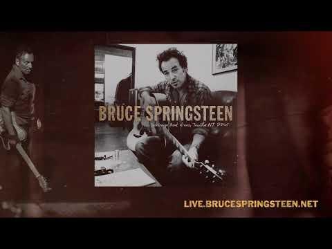 """Bruce Springsteen """"Song For Orphans"""" Trenton, NJ November 22, 2005"""