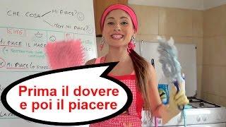 """One World Italiano - Lezione 18 - """"Prima il dovere e poi il piacere"""""""