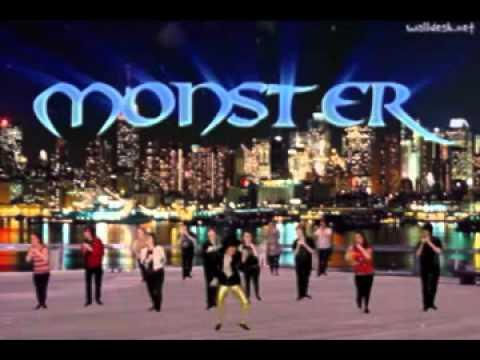 Michael Jackson ft 50cent Monster TRIBUTE OFFICIAL