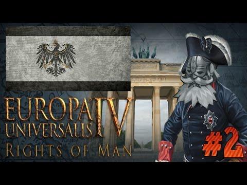 Europa Universalis 4 Rights of Man - En bra Deal! - Prussia - #2 [Svenska]
