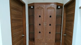 Pooja room designs latest | small pooja room ideas | pooja mandir designs for home