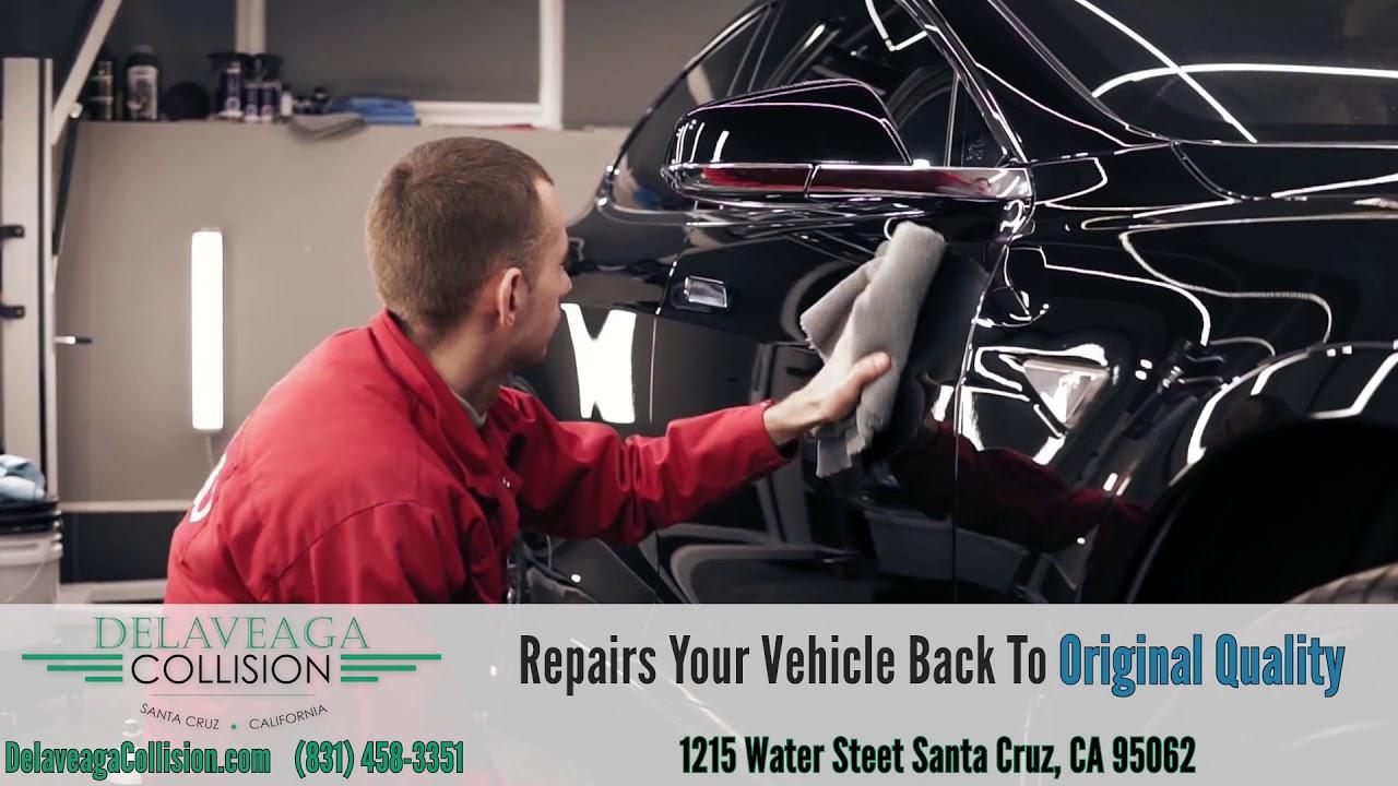Auto Repair Nearby >> Best Auto Body Collision Repair Near Santa Cruz Ca Interview With Delaveaga Collision S Owner